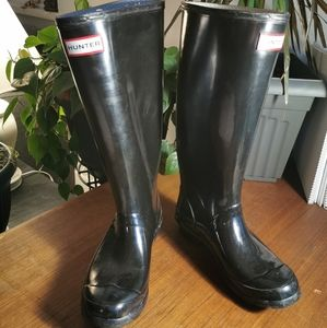 Original Hunter Boots Glossy
